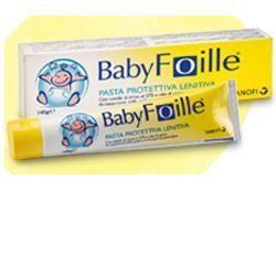 Baby foille pasta protettiva lenitiva tubo 65 g