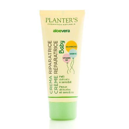 Planters crema riparatrice pelli delicate baby aloe vera 100 ml