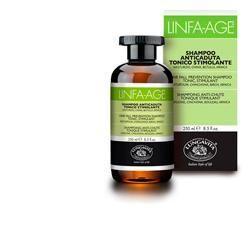 Linfaage shampoo anticaduta tonico stimolante 250 ml 1 pezzo