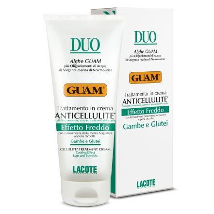 Guam duo anticellulite effetto freddo 200 ml