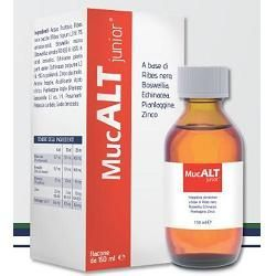 Mucalt junior sciroppo 150 g