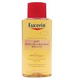 Eucerin pelli sensibili olio doccia 400 ml