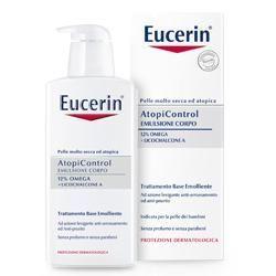 Eucerin atopicontrol corpo emulsione 400 ml