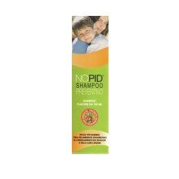 Nopid shampoo preventivo antiparassitario capelli e cuoio capelluto flacone 150 ml