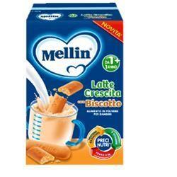 Mellin latte crescita biscotto