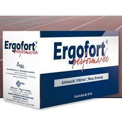 Ergofort performance 8 bustine stick pack 15 ml