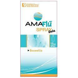 Amaflu spray gola 15 ml