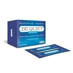 Be quiet notte 1 mg 20 bustine 13 g