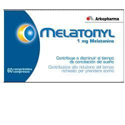 Melatonyl 1mg 60 compresse