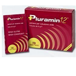 Pluramin12 14 buste 714 g