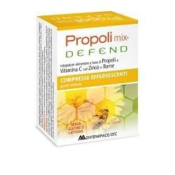 Propolimix defend 20 compresse effervescenti