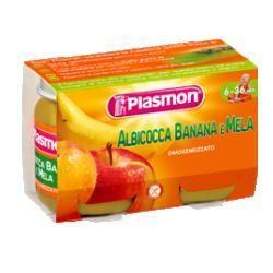 Plasmon omogeneizzatoalbicoccabananamela 2 x 104 g