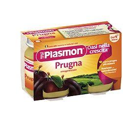 Plasmon omogeneizzato prugna 2 x 104 g