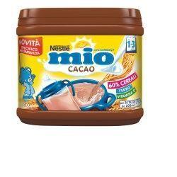 Nestle mio cacao polvere 400 g
