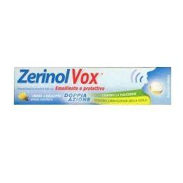 Zerinolvox limoneeucalipto emolliente e protettivo 18 pastiglie