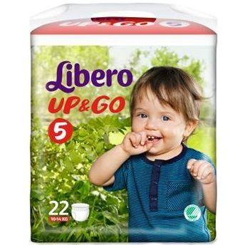 Libero upgo pannolino per bambino taglia 5  22 pezzi
