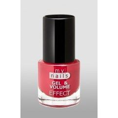 My nails gel  volume effect 06 rosso 7 ml