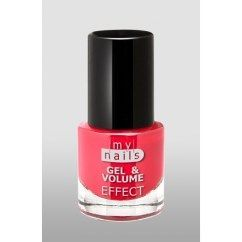 My nails gel  volume effect 05 corallo 7 ml