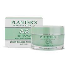 Planters 3a crema gel viso purificante 50 ml