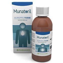 Munatoril sciroppo tosse 150 ml