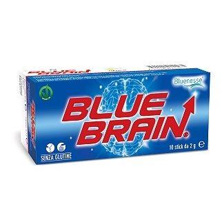 Blue brain 10 bustine 2 g