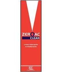 Zeroac clean crema detergente normalizzante acne 75ml