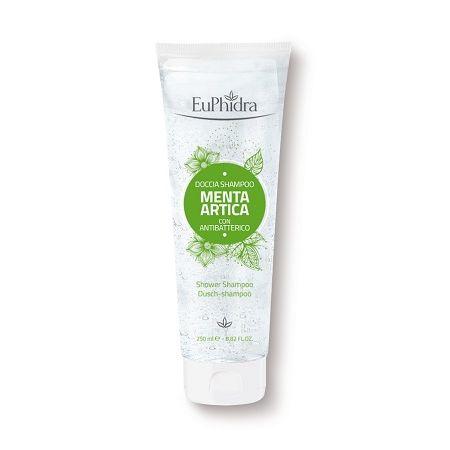Euph bc doccia shampoo menta 250 ml