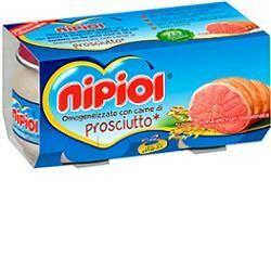 Nipiol omogeneizzato prosciutto 80 g 2 pezzi