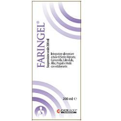 Faringel gel orale 200 ml