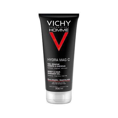 Vichy homme gel douche 200 ml