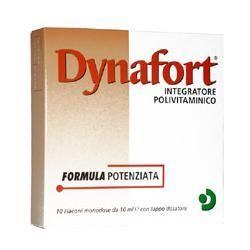 Dynafort 10 flaconcini 10 ml