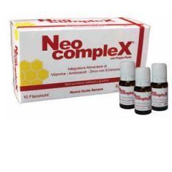 Neocomplex 10 flaconcini monodose 10 ml