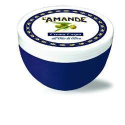 Lamande marseille crema corpo olio oliva 200 ml