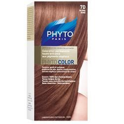 Phyto phytocolor 7d biondo dorato