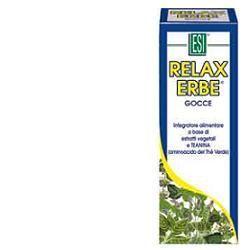 Relaxerbe gocce 40 ml