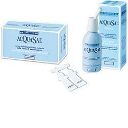 Acquasal soluzione isotonica irrigazione nasale acqua termale 20 flaconcini monodose 5 ml