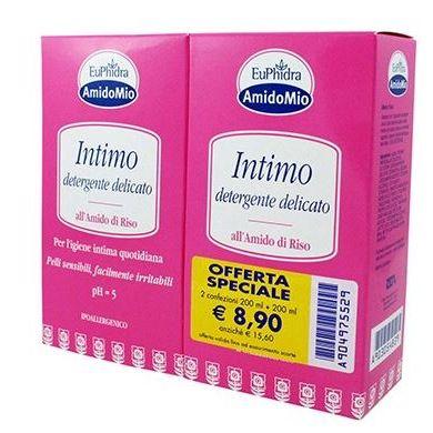 Euphidra sc int detergente 200  200 ml