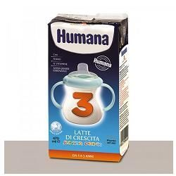 Humana 3 junior drink 470 ml