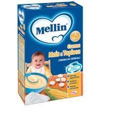 Mellin crema mais tapioca 250 g nuovo formato