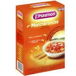 Plasmon maccheroncini 340 g 1 pezzo