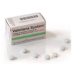 Valeriana system 70 compresse