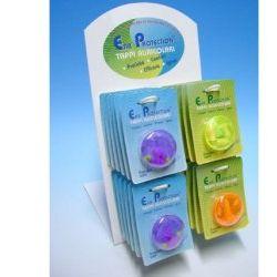 Tappi auricolari ear protection super classico 4 pezzi