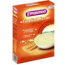 Plasmon primi mesi forellini 320 g 1 pezzo