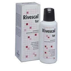Rivescal tar shampoo antiforfora 125 ml