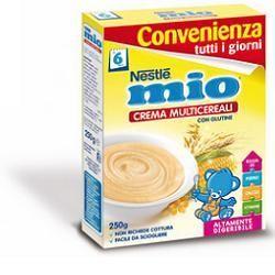 Nestle mio crema multicereali