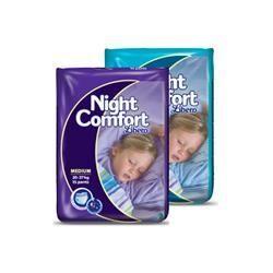 Pannolino libero night comfort medio 2037kg 15 pezzi