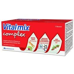 Vitalmix complex 12 flaconcini 10 ml