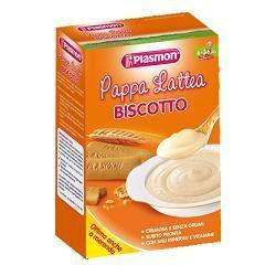 Plasmon pappa lattea biscotto 250 g 1 pezzo