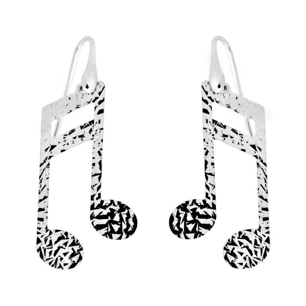Paclo 15DC20LIER999 Orecchini argento 925 Galvanica Rodiata Diamantato Collezione Diamantata 35cm
