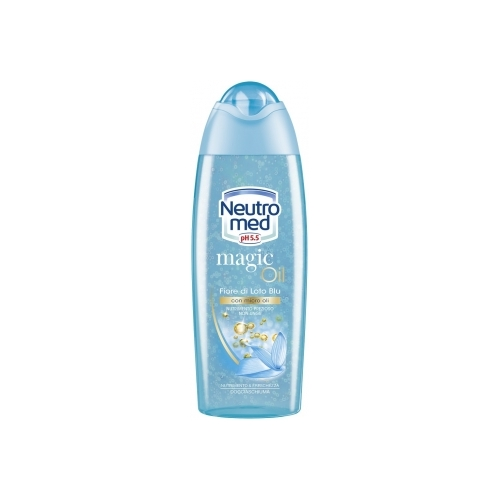 Neutromed Docciaschiuma magic oil fiore di loto blu 250 ml